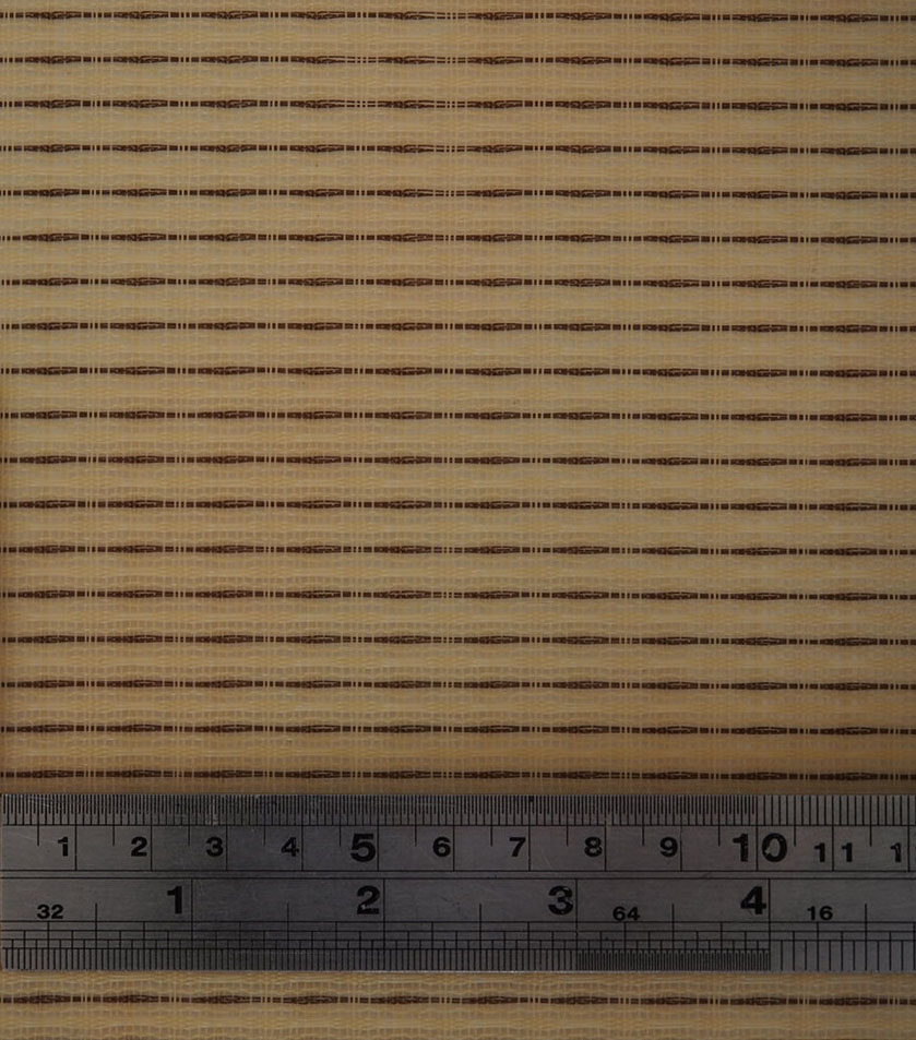 Designer Acoustic Cloth Fawn Brow Basket Weave