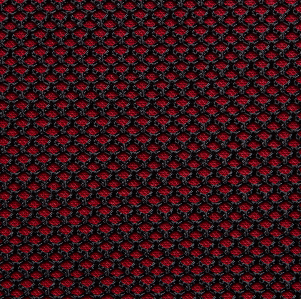 Black on Red Professional Acoustic Cloth