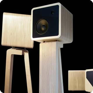 Audel Art Reference Loudspeakers