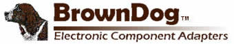 BrownDog Electronic Component Adpaters