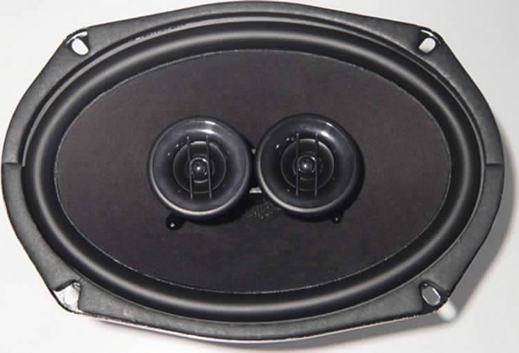 soundlabs group custom autosound 6x9 dual voice coil speaker 3006dvc. Black Bedroom Furniture Sets. Home Design Ideas