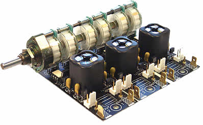 soundlabs group dact line stage linear pre amp dact ct101 x3 6 gang stepped attenuator for av systems
