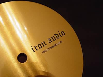 Soundlabs Group Iron Audio Acrylic Turntable Mat