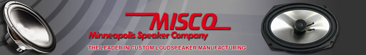 Misco Loudspeakers