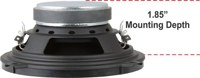 soundlabs group retrosound inch dvc speaker d 52. Black Bedroom Furniture Sets. Home Design Ideas
