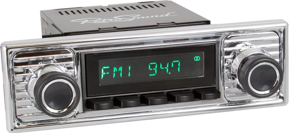 RetroSound Car Radio