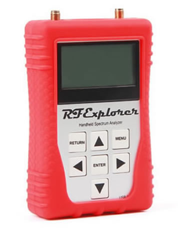 RF Explorer Protection Boot Red