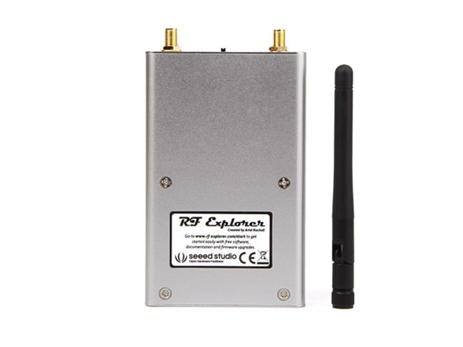 RF Explorer Wifi rear view