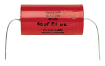 Visaton SAF Electroltyic Capacitors - click for more.