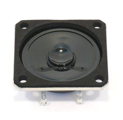 Visaton K50SQ - 8 Ohm Miniature speaker.