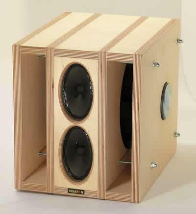 Soundlabs Group Petit Orgue Speaker Kit