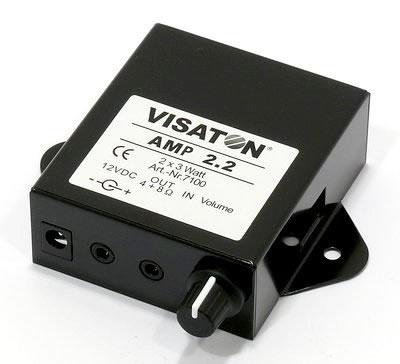 Viston Amplifier Module