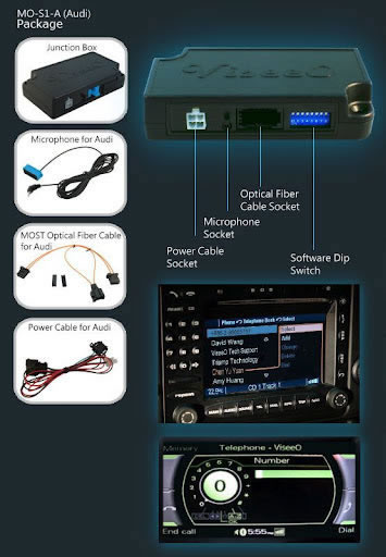 Pair Phone To Car >> Soundlabs Group Bluetooth Phone Interface for Audi